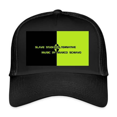 Channel_Art_Template_ufo_youtube_pt_4 - Trucker Cap