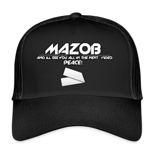 Ill See You All In The Next Video Mazob Grey Stree - Trucker Cap