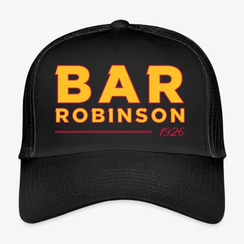 Logo Bar Robinson - Trucker Cap
