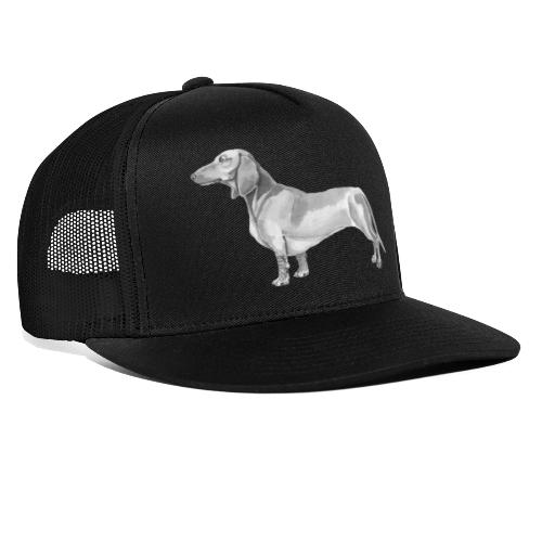Dachshund smooth haired - Trucker Cap