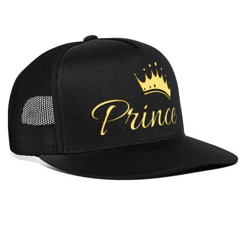 Prince Or -by- T-shirt chic et choc - Trucker Cap