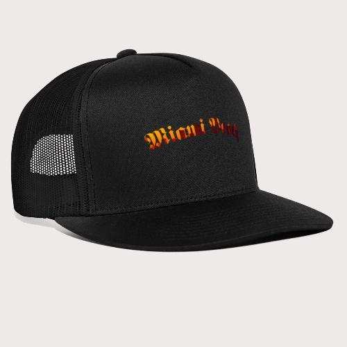Miami Beach - Trucker Cap
