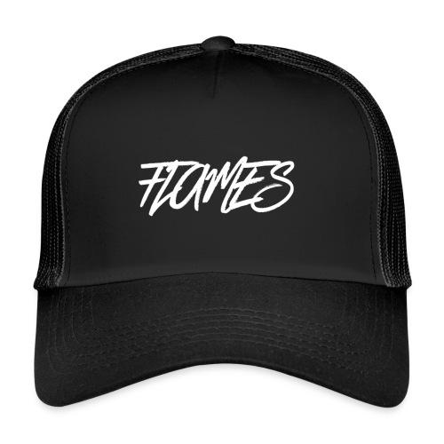 Swag Flames Cap - Trucker Cap
