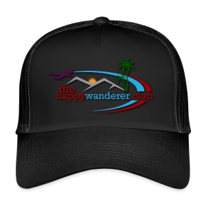 The Happy Wanderer Club Merchandise - Trucker Cap