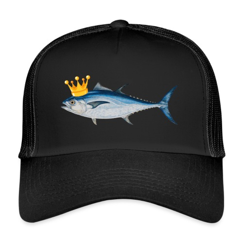 OFFICIAL KING TUNA MERCH - Trucker Cap
