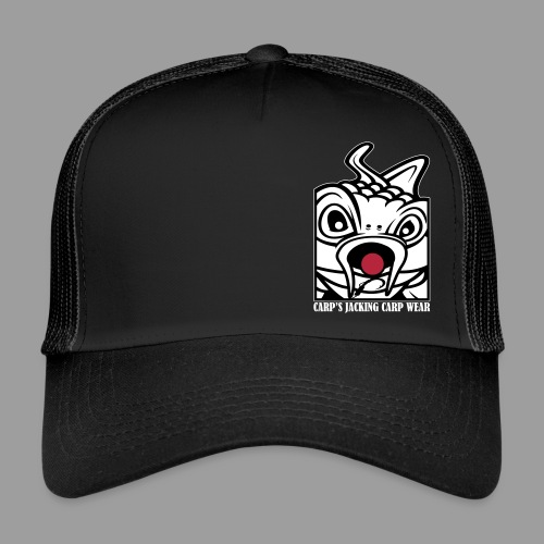 carpe pop up carpsjacking - Trucker Cap