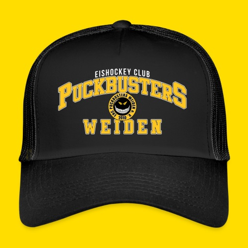 College Style Puckbusters - Trucker Cap