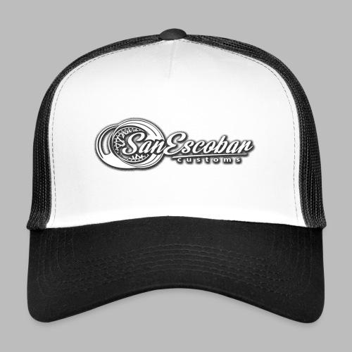 San Escobar Customs - Trucker Cap