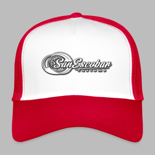 San Escobar Customs - Trucker Cap