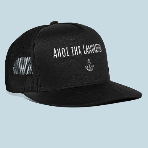 Ahoi - Trucker Cap