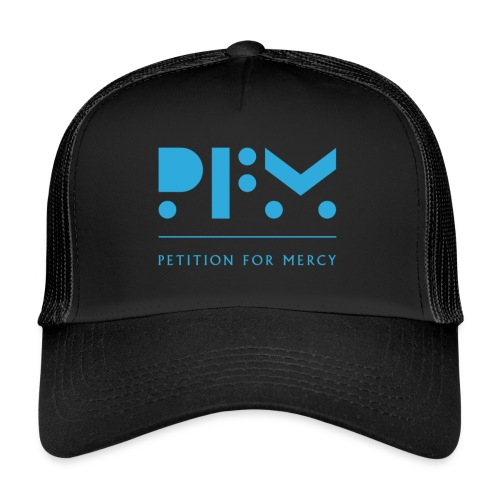 PFM_logo_video - Trucker Cap