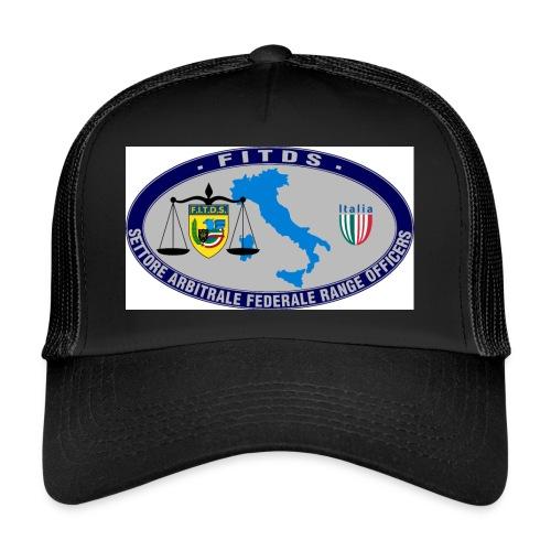 Logo SAFRO - Trucker Cap