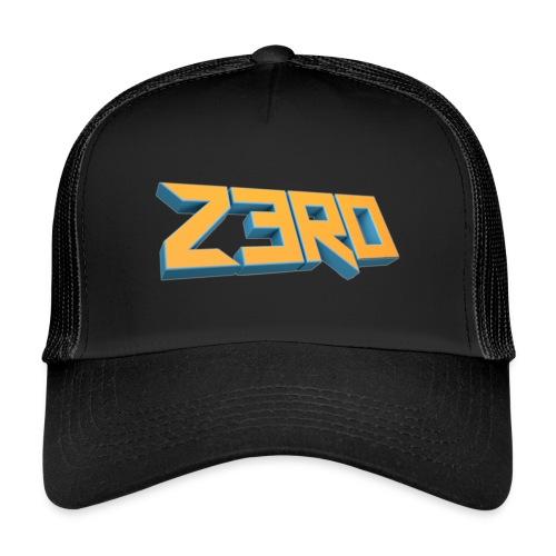 The Z3R0 Shirt - Trucker Cap