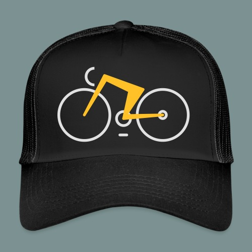 Bikes against cancer - Trucker Cap