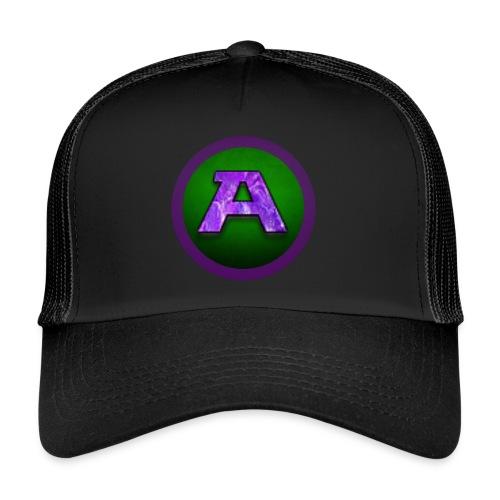 Alesa Logo - Trucker Cap