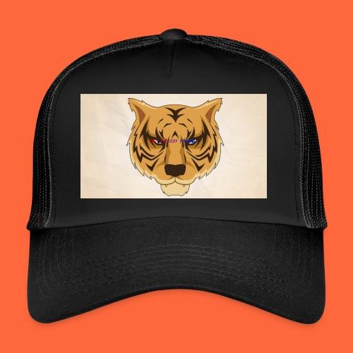 Fuzzy Tigers - Trucker Cap