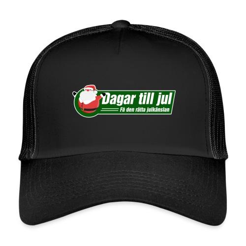 DTJ - Få den rätta julkänslan - Trucker Cap