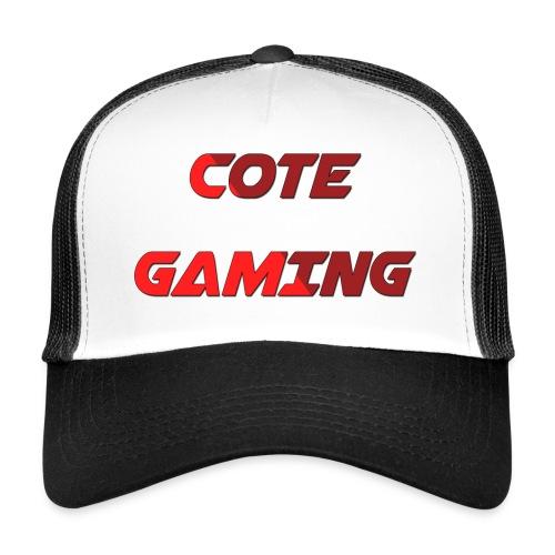 Cote Sweater Rode Letters - Trucker Cap