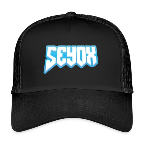 Seyox Logo - Trucker Cap