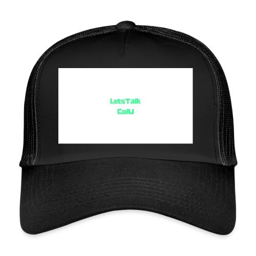 LetsTalk ColU - Trucker Cap