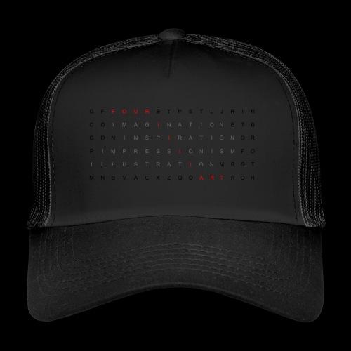 Word search It... - Trucker Cap