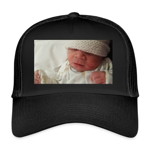 baby brother - Trucker Cap