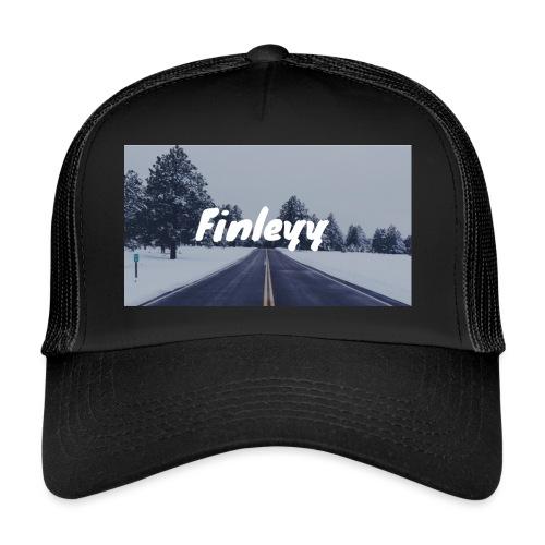 Finleyy - Trucker Cap