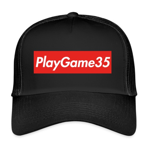 PlayGame35 - Trucker Cap
