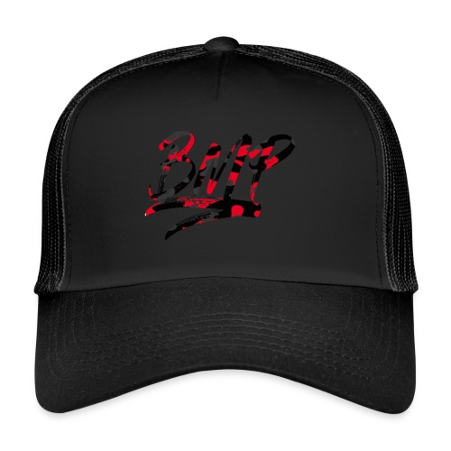 Satanist Camo - Trucker Cap