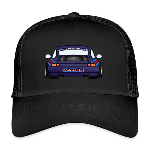 Magenta maritini Sports Car - Trucker Cap