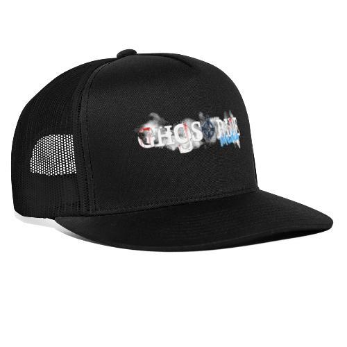 GhostRide Media LOGO 2019 - Trucker Cap