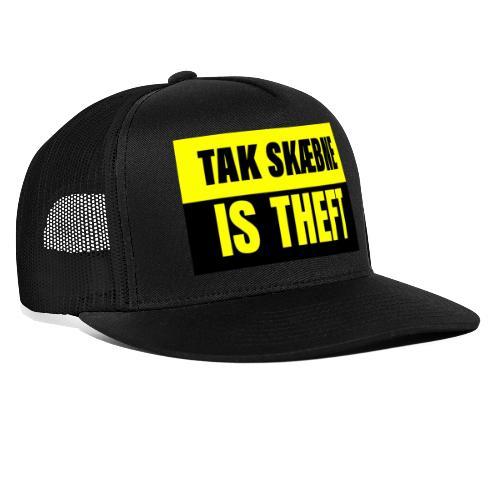 TAXATION IS THEFT - Trucker Cap