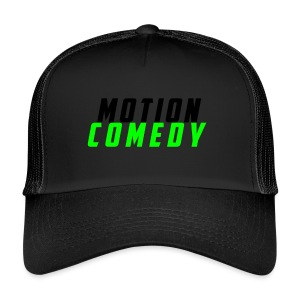 MotionComedy Official - Trucker Cap