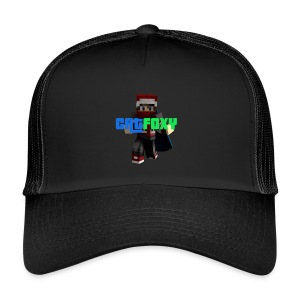 catFoxy's Merch - Trucker Cap