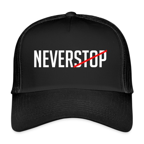 Neverstop - Trucker Cap