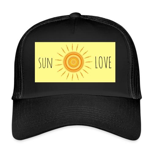 Sun Love - Trucker Cap