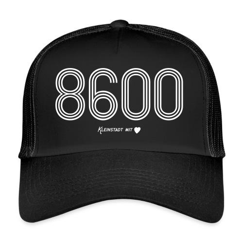 8600 - Trucker Cap