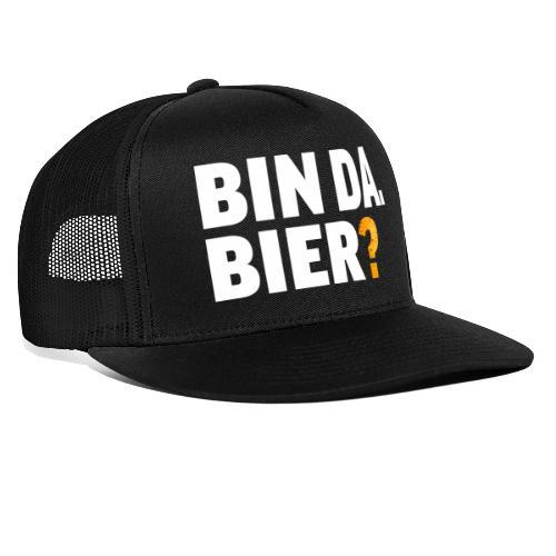 Lustig Bier Party Saufen Alkohol Geschenk - Trucker Cap