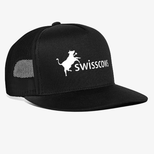 Swisscows - Logo - Trucker Cap