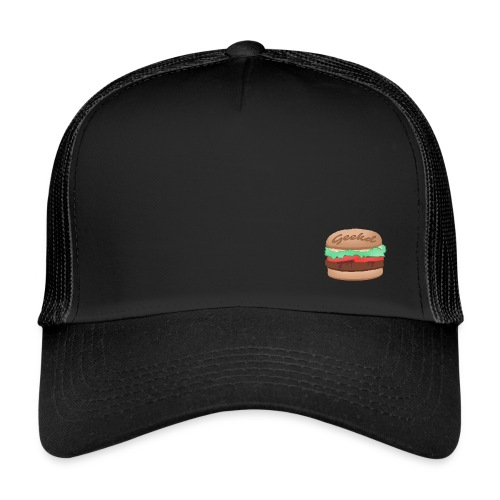 GEEKD BURGER SERIES - Trucker Cap