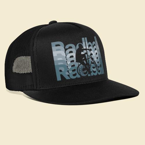 Radball | Typo Art - Trucker Cap