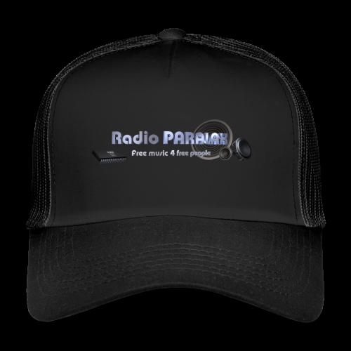Radio PARALAX Facebook-Logo - Trucker Cap