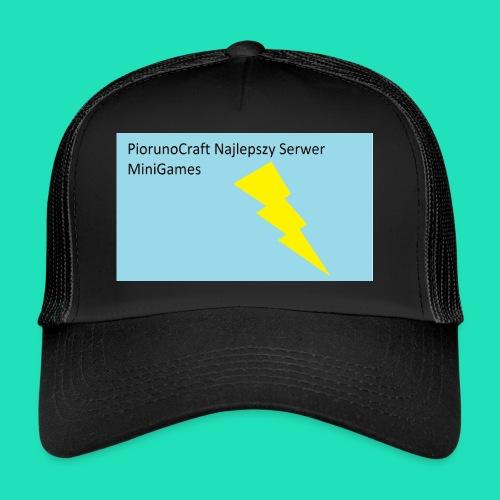 Koszulka Dla Dzieci PiorunoCraft - Trucker Cap