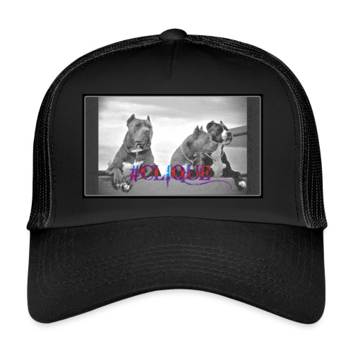 #CLIQUE - Trucker Cap