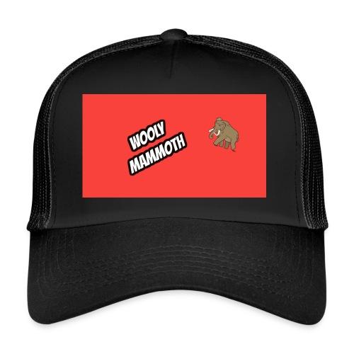 Wooly Mammoth accessories design - Trucker Cap