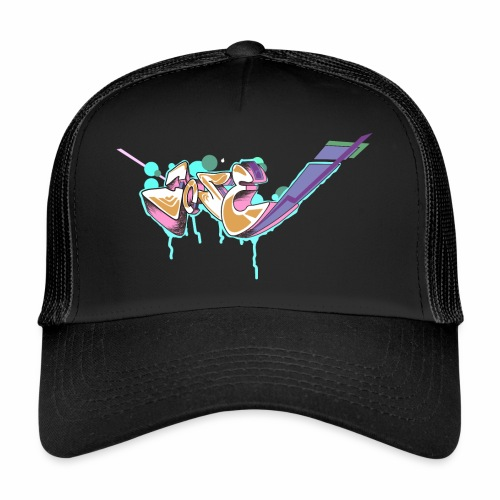 Grafitty - Gorra de camionero