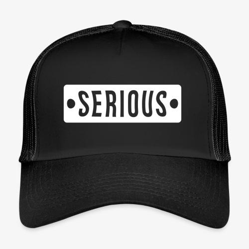 Serious - ZD - Trucker Cap