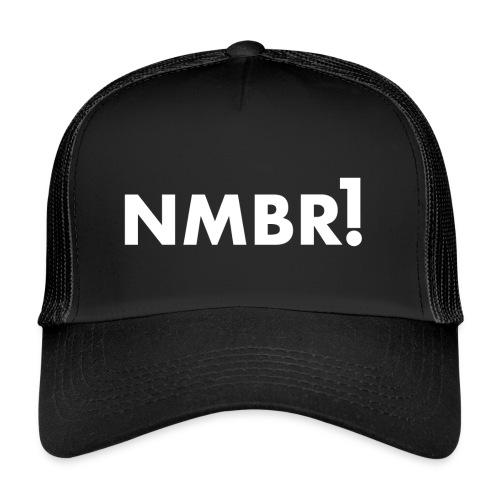 NMBR1 - Trucker Cap