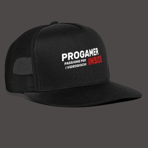 Progamer Inside Logo - Trucker Cap