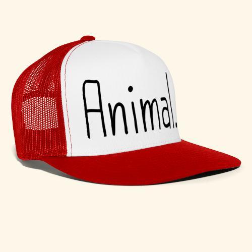 Tier Animal Tierliebe Tierschutz - Trucker Cap